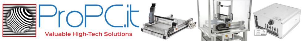 CNC-Step.it - ProPc.it Importa la qualità dalla Germania!